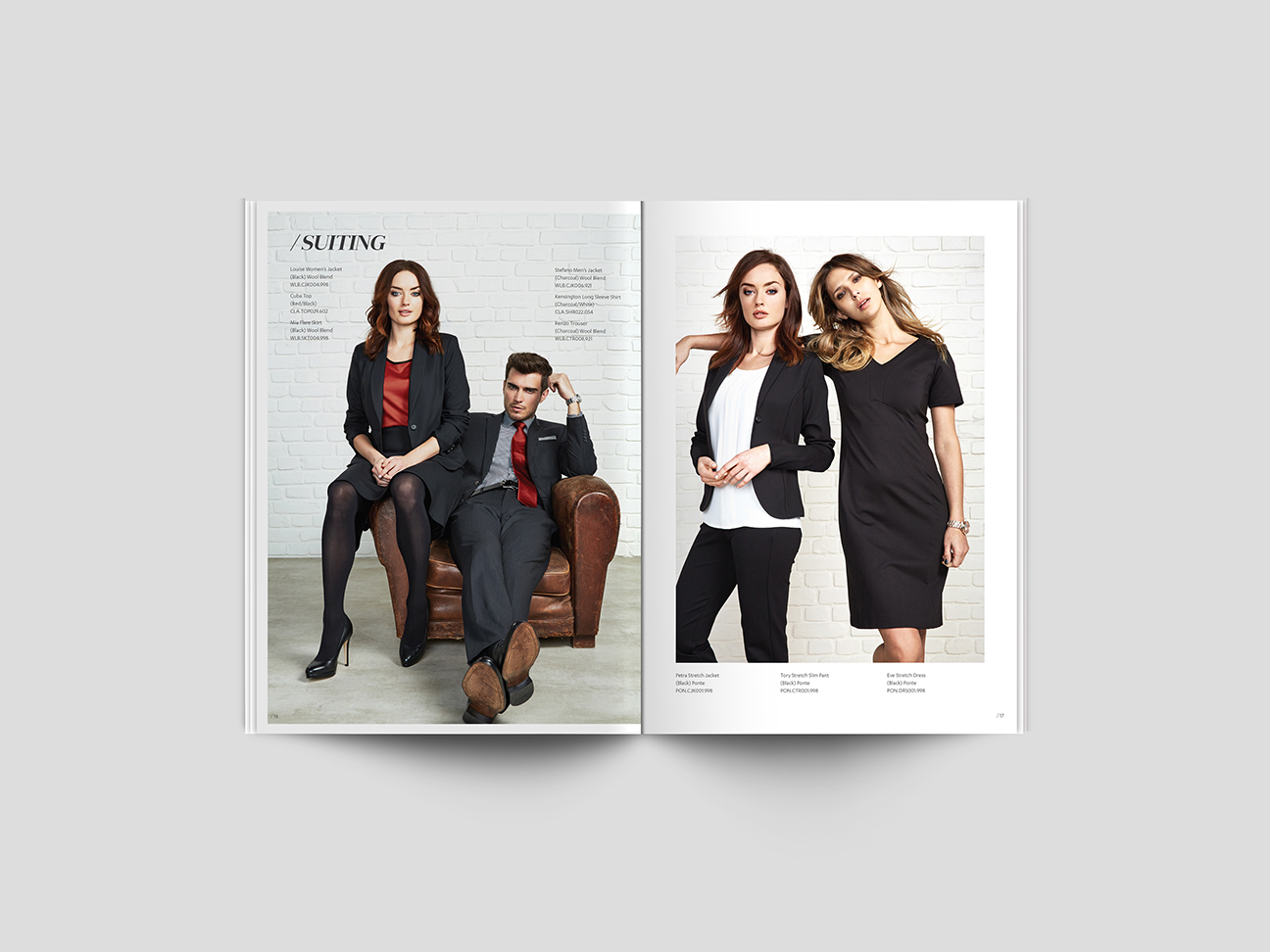 Deane Corporate Catalog Spread